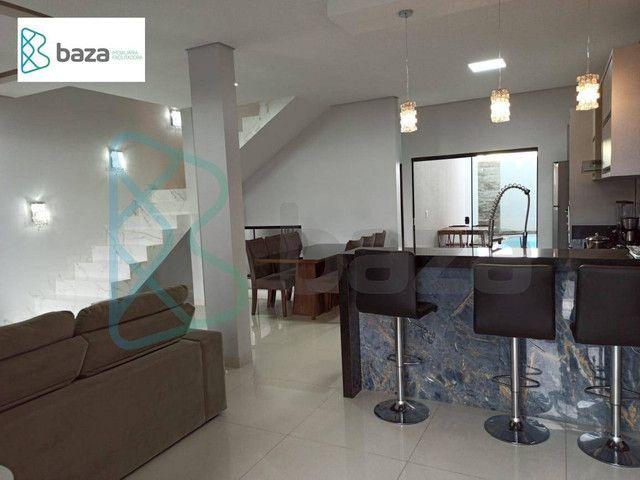 Sobrado com 3 dormitórios (1 suíte) à venda, 180 m² por R$ 700.000 - Residencial Deville - - Foto 4