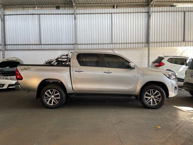 Toyota Hilux Srv Flex 4x4 2020 Garantia de Fabrica - Foto 3