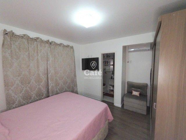 Apartamento, 2 Dormitórios, 1 Suíte, 3 Banheiros, 1 Vaga, Sacada, Semimobiliado, Centro - Foto 5