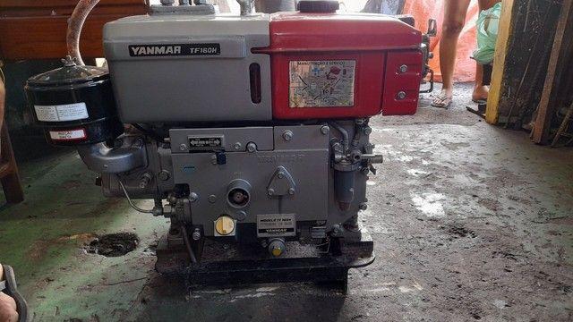 Motor Yanmar 16  - Foto 4