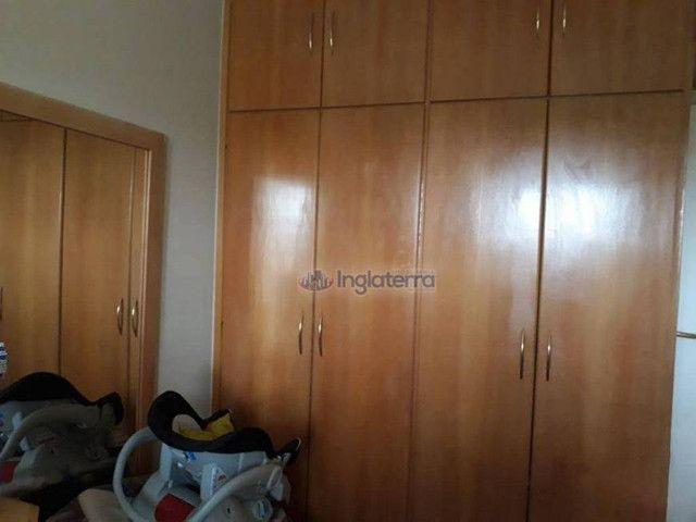 Casa com 4 dormitórios para alugar, 400 m² por R$ 5.500,00/mês - Jardim Higienópolis - Lon - Foto 18