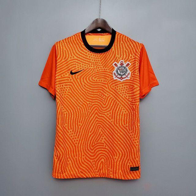Camisa de time fornecedor - Foto 3