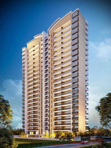 Apartamento no Tribeca com 3 dormitórios à venda, 119 m² por R$ 1.139.260 - Aldeota - Fort