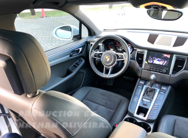 Porsche Macan 2.0 2018/ teto panorâmico . - Foto 11