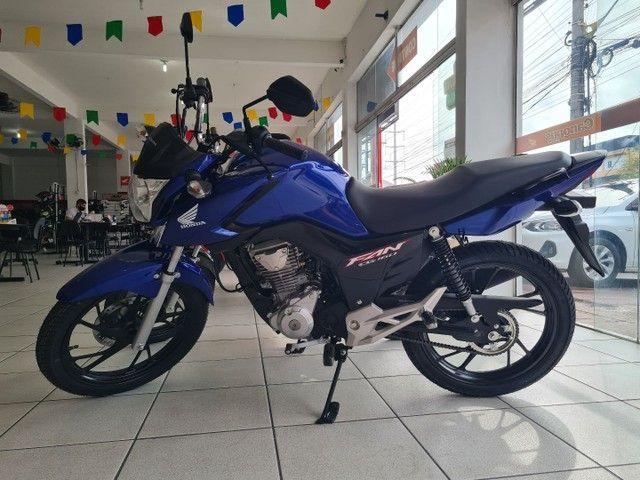 Moto Honda Fan 160 Financiada Entrada: 1.000 Autônomo e Assalariado!!! - Foto 3