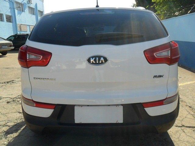 Kia Motors Sportage LX 2.0 16V 2.0 16V Flex Aut. - Foto 6