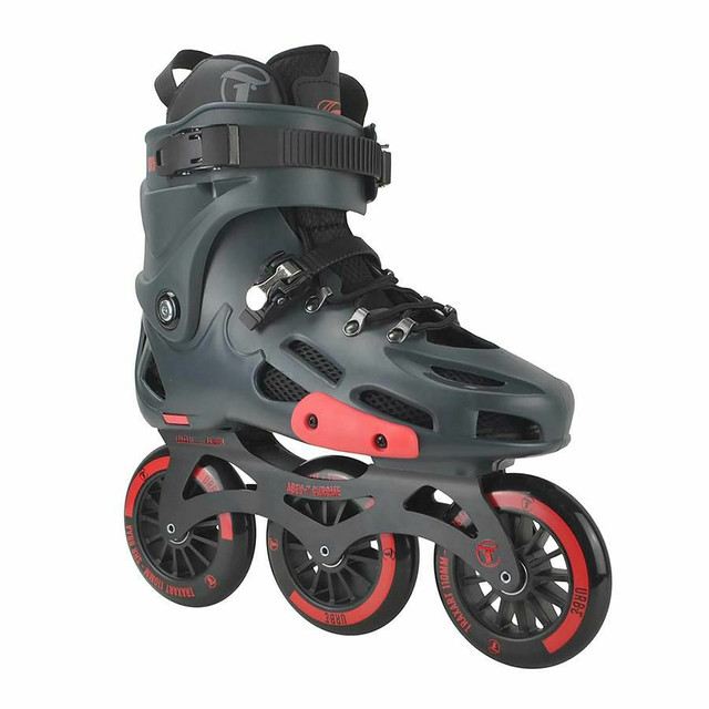 PATINS INLINE FREESTYLE TRAXART URBE - 110MM ABEC-7 CROMO<br><br> - Foto 4