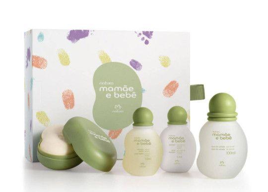 Promoção Presente Natura Mamãe e Bebê