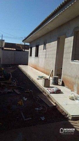 Casa com 2 dormitórios à venda, 60 m² por R$ 165.000,00 - Parque Residencial Bom Pastor -  - Foto 4
