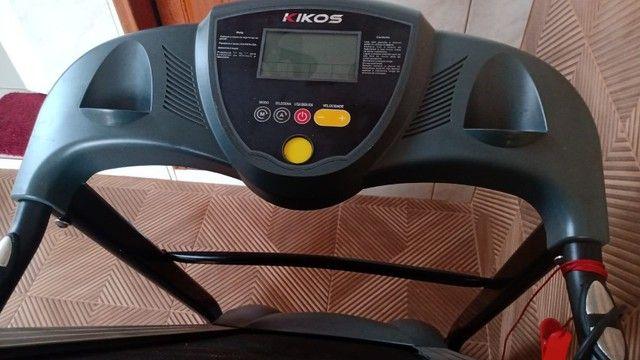 Esteira Elétrica Kikos E-800 Luxe - Foto 4