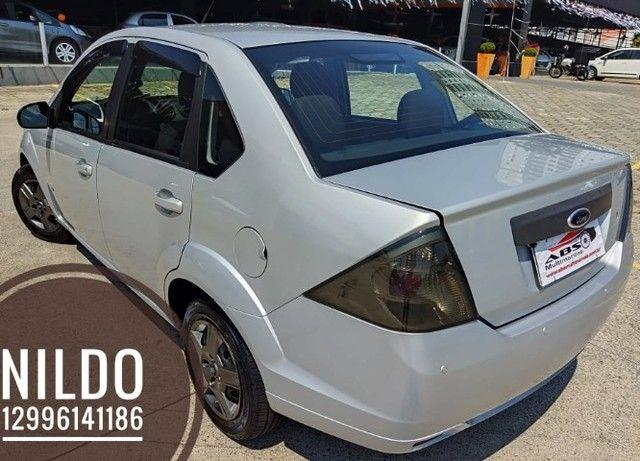 Fiesta Sedan 1.0 2014 Completão! Multimídia! Cam de ré! Troco e financio! Chama no zap! - Foto 3