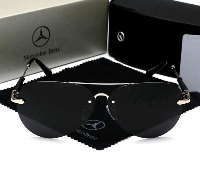 Óculos Mercedes Bens GT Polarizado  - Foto 2