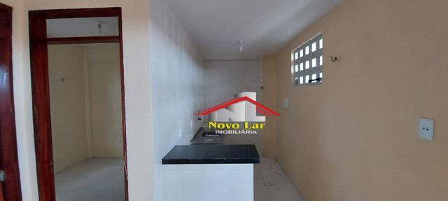 Apartamento com 1 dormitório para alugar, 29 m² por R$ 600,00/mês - José Bonifácio - Forta - Foto 13