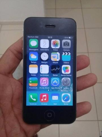 Iphone 4 Preto 8GB Barato