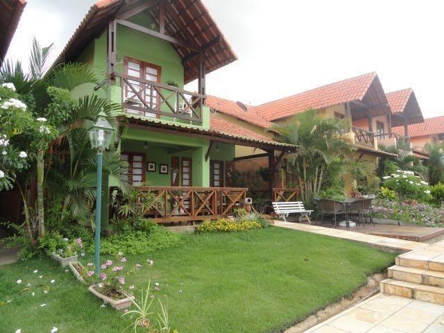 Casa 3 qtos, Gravata, lazer piscina, linda.