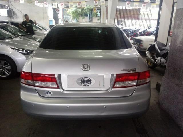 Honda Accord 2.4 Completíssimo   Novo Demais! Já Com Placa Mercosul   Carro  Impecável!