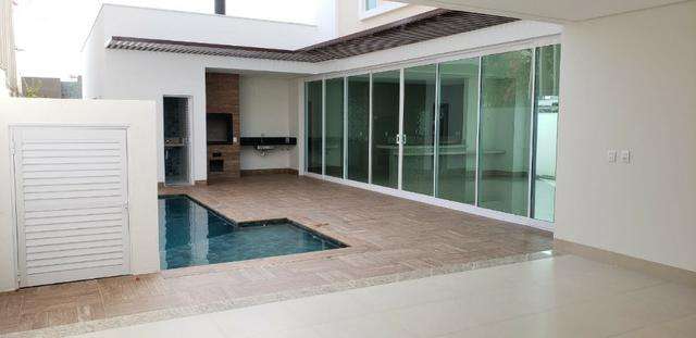 Casa Térrea no Condomínio Florais dos Lagos com 4 suítes - Foto 11