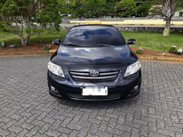 Toyota Corolla SEG 2010