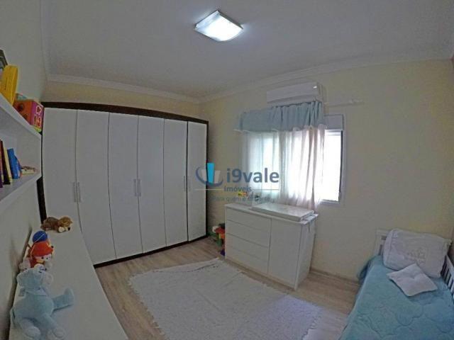 Linda casa à venda condomínio crystal park, área lazer privativa, vista para reserva ambie - Foto 10