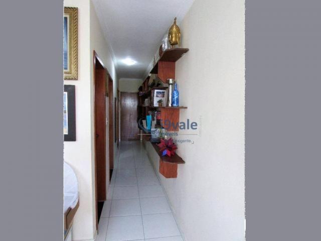 Casa com 3 dormitórios à venda, 82 m² por r$ 225.000 - residencial parque dos sinos - jaca - Foto 8