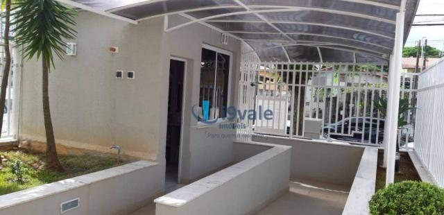 Apartamento com 2 dormitórios à venda, 67 m² por r$ 300.000 - parque industrial - são josé - Foto 2