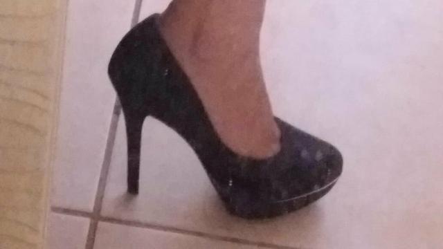 ece8110a2b Saltos altos lindos - Roupas e calçados - Vila Almeida
