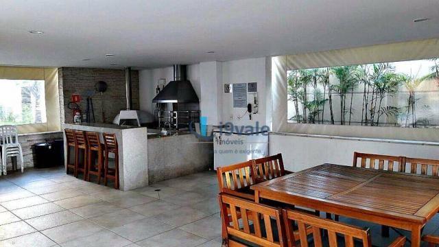 Apartamento com 3 dormitórios à venda, 92 m² por r$ 550.000 - jardim aquarius - são josé d - Foto 20