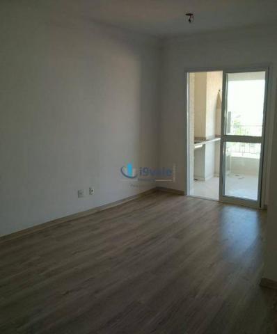 Apartamento de 70m2 com 2 dormitórios e suíte no jardim das industrias - Foto 4