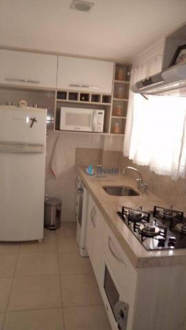 Apartamento com 3 dormitórios à venda, 92 m² por r$ 550.000 - jardim aquarius - são josé d - Foto 11