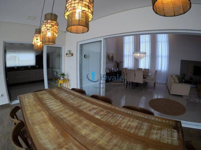 Linda casa térrea à venda, condomínio alto luxo mirante do vale, jacareí-sp - Foto 12