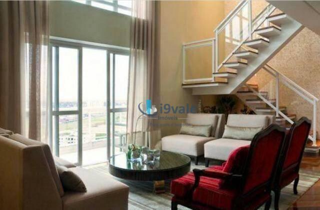 Apartamento de revista! cobertura duplex 300m² 3 vagas, varanda gourmet, lazer completo - Foto 3