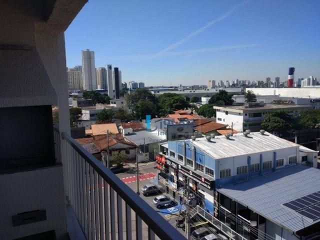Apartamento de 70m2 com 2 dormitórios e suíte no jardim das industrias - Foto 2