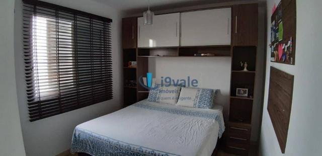 Apartamento com 2 dormitórios à venda, 67 m² por r$ 300.000 - parque industrial - são josé - Foto 18
