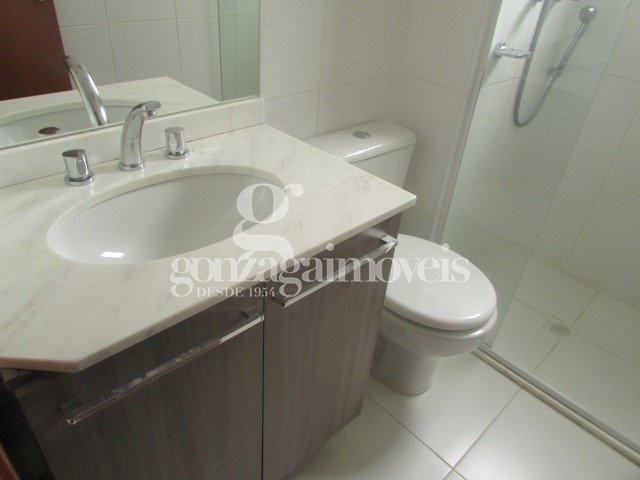 Apartamento à venda com 3 dormitórios em Agua verde, Curitiba cod:397 - Foto 8