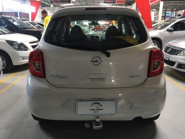 Nissan March SV 1.6 - Foto 4