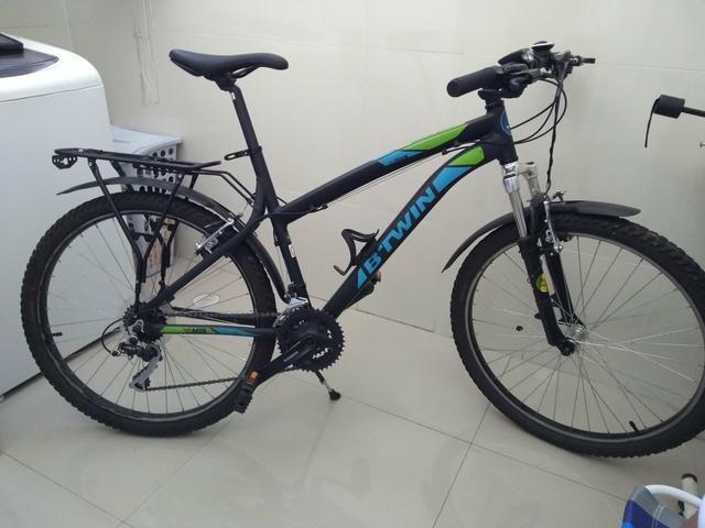d4aad90f2 Bicicleta Btwin Rockrider 340 Alumínio Aro 26 Bike - Ciclismo - Casa ...