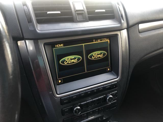 Ford fusion 3.0 v6 2010 awd completo de tudo por apenas 30.990,00 - Foto 17