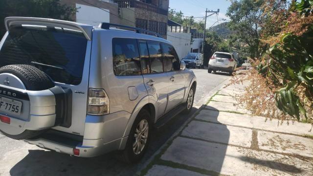 Mitsubishi pajero full 3.8 v6 blindada - Foto 4