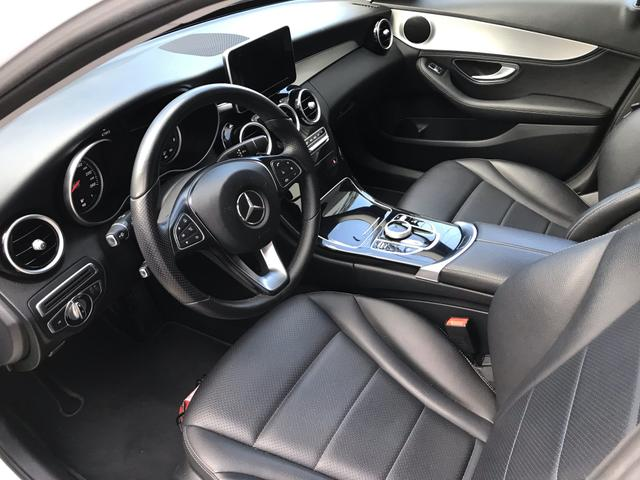 Mercedes-Benz C180 2016 1.6 cgi 16v turbo Gasolina 4p automático - Foto 15