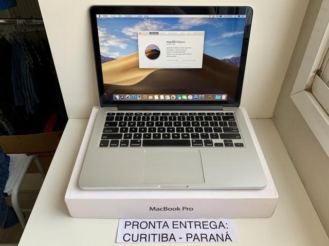 Macbook Pro Retina 13 2012 (i5/8GB/128SSD/Intel HD 4000)  Completo  Troco