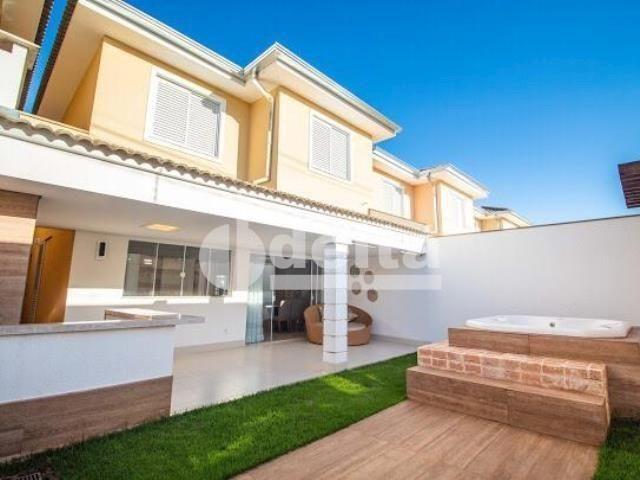 Casa de condomínio à venda com 3 dormitórios em Jardim karaíba, Uberlândia cod:13493 - Foto 5