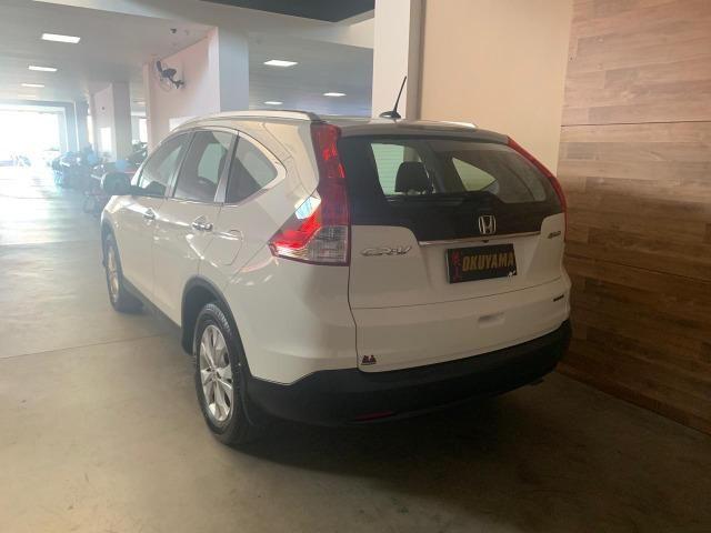 Honda cr-v exl 4wd 4 portas automática unico dono baixo km - Foto 5