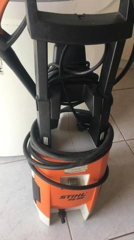 Vendo - Lavadora de alta pressão Stihl - Foto 2