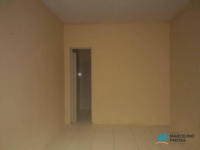 Casa com 2 dormitórios para alugar, 50 m² por r$ 659,00/mês - álvaro weyne - fortaleza/ce - Foto 7