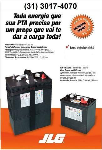 Porta Manual Plataforma elevatória - Genie, JLG, Haulotte, Skyjack - Foto 3