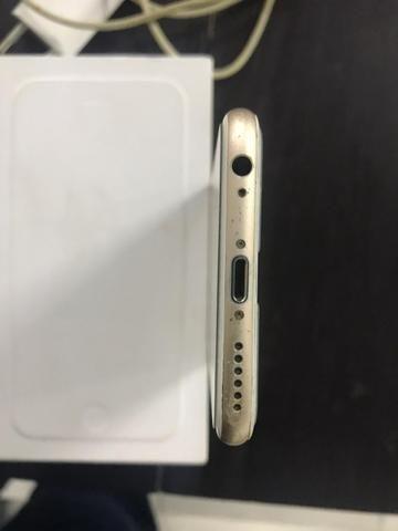 IPhone 6 gold 16 gigas ( apenas venda)
