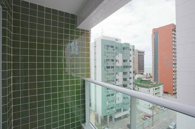 (L)Apartamento 2 Quartos 1 Suíte 1 vaga 52,65m² lazer próximo da praia Em Piedade - Foto 7