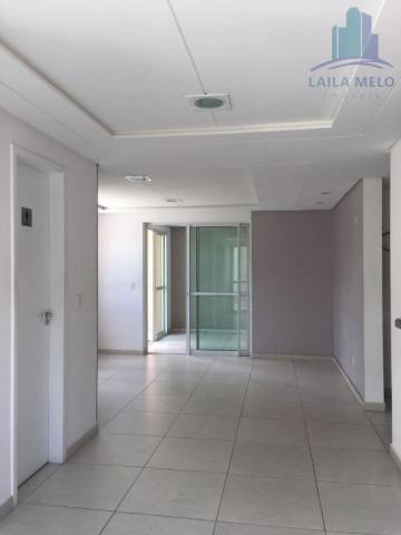 Apartamento villa bella mobiliado com 02 suítes; engenheiro luciano cavalcante, fortaleza - Foto 15