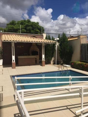 Apartamento villa bella mobiliado com 02 suítes; engenheiro luciano cavalcante, fortaleza - Foto 10