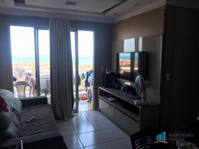 Apartamento com 2 dormitórios à venda, 54 m² por r$ 290.000,00 - jacarecanga - fortaleza/c - Foto 11